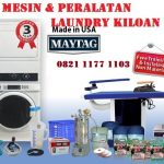 KREDIT MESIN LAUNDRY KILOAN