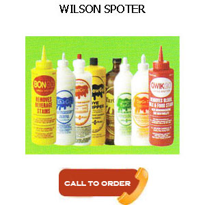 spottingchemicalwilson