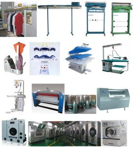 DISTRIBUTOR ANEKA MESIN LAUNDRY