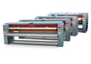 FLATWORK IRONER/MESIN SETRIKA ROLL CHICAGO