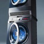 MESIN LAUNDRY STACK KOIN/NON KOIN ELECTROLUX