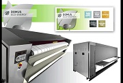 FLATWORK IRONER MESIN SETRIKA ROLL DOMUS