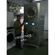 MESIN LAUNDRY STACKING KOIN
