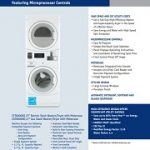 PAKET KOIN STACKED WHIRLPOOL COMMERCIAL LAUNDRY PERTAMA