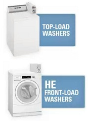 Distributor mesin laundry koin whirpool commercial laundry indonesia