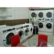 JUAL CASH DAN KREDIT PAKET LAUNDRY KOIN MAYTAG/SPEED QUEEN/LG/WHIRLPOOL