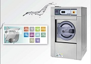 WASHER EXTRACTOR DOMUS HIGH SPIN MEDIUM SPIN DAN LOW SPIN