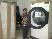 MESIN LAUNDRY ADC
