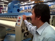 MESIN SETRIKA ROLL/FLATWORK IRONER