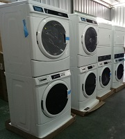 DISTRIBUTOR MESIN LAUNDRY STACK KOIN