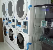 DISTRIBUTOR MESIN LAUNDRY STACK KOIN/COIN