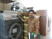 DISTRIBUTOR MESIN LAUNDRY HOTEL/RS/INDUSTRI/KOIN KILOAN