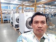 MESIN LAUNDRY TENDER