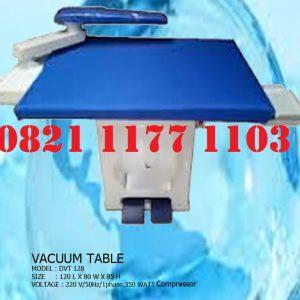 MEJA VAKUM/VACUUM TABLE LAUNDRY