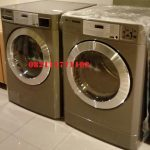 MESIN LAUNDRY LG KOIN WASHER DRYER