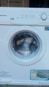 MESIN LAUNDRY DIAMANTE DRYER GAS