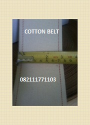 COTTON BELT ROLL IRONER