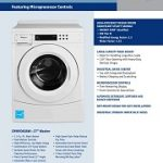 Jual cash dan kredit Washer frontloading WhirLpool commercial laundry promo