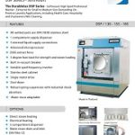 MESIN LAUNDRY WASHER EXTRACTOR DURABLELUX SOFT MOUNT