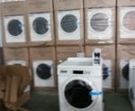 KREDIT MESIN LAUNDRY WASHER DAN DRYER SERTA IRONER